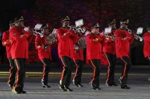 National Ceremonial Guard (NCG) Band (Photo courtesy of John Hogg) (1)