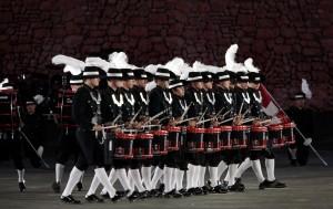 SA Tattoo - Top Secret Drum Corps, Switzerland
