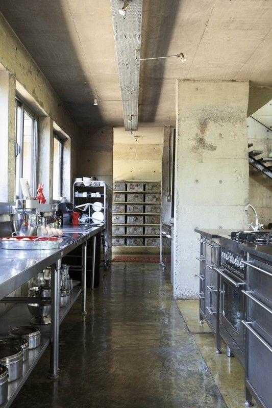 KitchenIndustrial